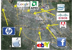 Silicon Valley companies