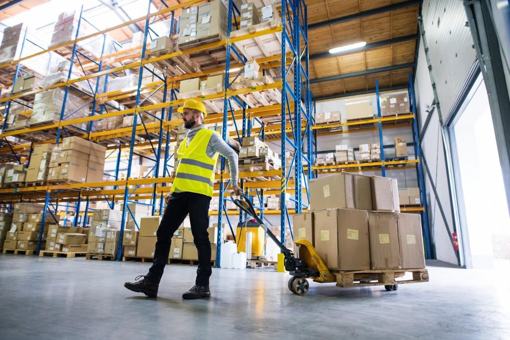 warehouse employee