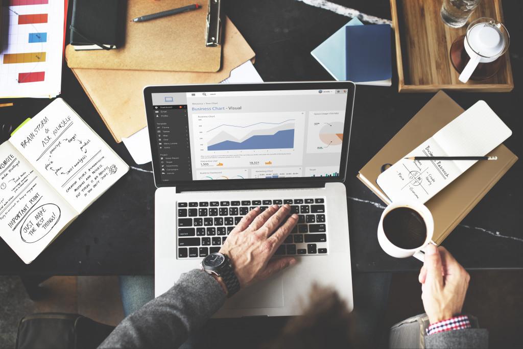 charts and analytics
