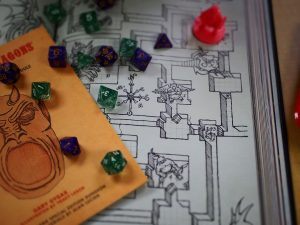 Dungeons and Dragons Gary Gygax